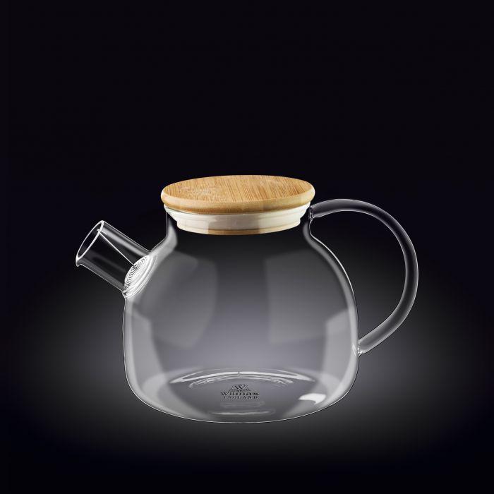 ROZETKA   Стеклянный чайник заварник Saval 0.75 л Прозрачный (605 ...   700x700